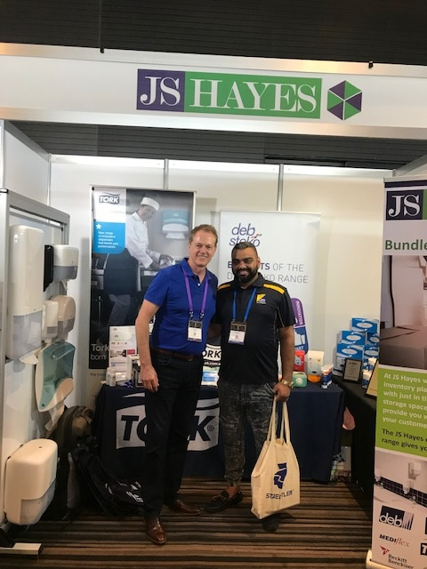 JS Hayes awarded Facility Category Winner 2019 by Office Brands