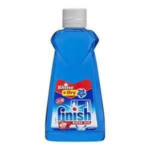 Finish Rinse Aid Regular 250Ml 12 Bottles