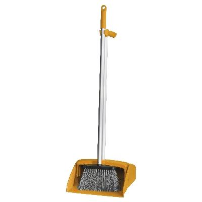 Oates Commercial Lobby Pan Set Yellow Janitorial Floor