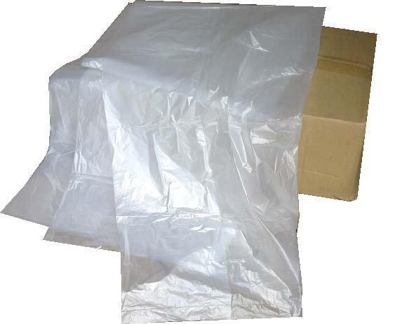 82Ltr Natural Bin Liner 25/Pack 10 Packs