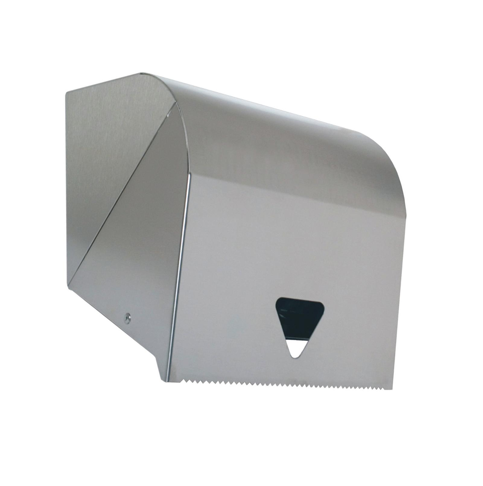 Paper Towel Dispenser For Home Bathroom. Stainless Steel Roll Towel  Dispenser Paper For Home Bathroom