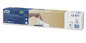 Tork Xpressnap White Extra Soft Napkin N10 500/pack x 8/Ctn - Click for more info