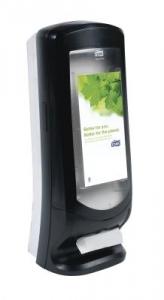 Tork Xpressnap Stand Napkin Dispenser Black