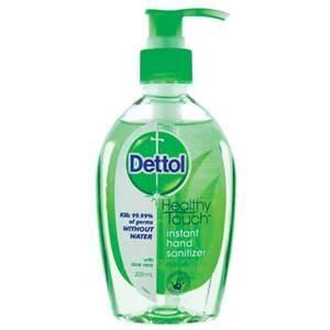 Dettol Hand Sanitiser 24 X 200Ml