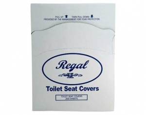 Toilet Seat Covers 200 Sheets 25 Packs - Click for more info