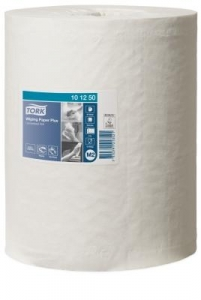 Tork Centrefeed Wiping Paper M2 160M 6 Rolls - Click for more info