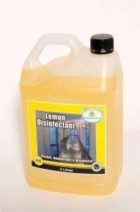 Tasman Disinfectant Lemon 5Ltr