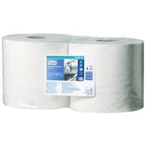 Tork Wiping Paper Plus Combi Roll W1/W2 750 Wipes 2 Rolls - Click for more info
