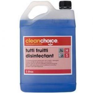 Tasman Disinfectant Tutti Fruitti 5Ltr