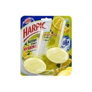 Harpic 1Tb Hygenic Cit Twin Pk - Click for more info