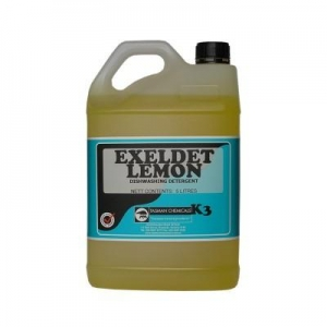 Tasman Exeldet Dishwashing Liquid Lemon 5ltr - Click for more info