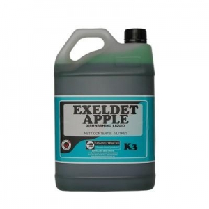 Tasman Exeldet Apple Dishwashing Detergent 5ltr - Click for more info