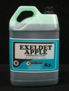 Exeldet Apple Dishwash Detergent 15 Ltr