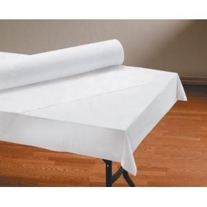 Tork Tablecover Roll - White 30M - Click for more info