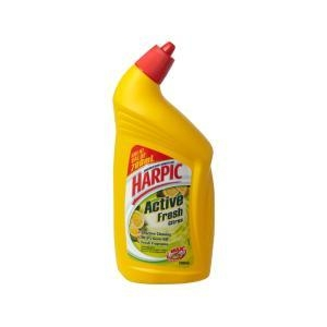 Harpic Active Cleaner Citrus 700Ml 8 Bottles - Click for more info