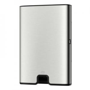 Tork Express M/Fold Slimline H2 Image Dispenser S/Steel