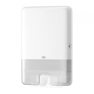 Tork Slimline Hand Towel Dispenser White H2 - Click for more info