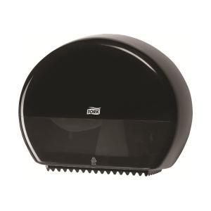 Tork Disp Toilet Mini Twin Balck T2 - Click for more info