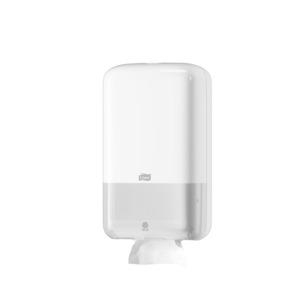 Tork Folded Toilet Paper Dispenser White T3 - Click for more info