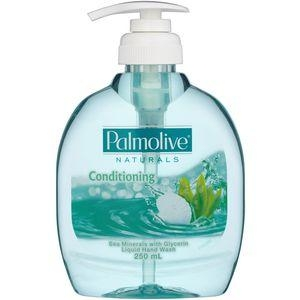 Palmolive Softwash Liquid Soap Sea Minerals Pump 250Ml X24Bt - Click for more info