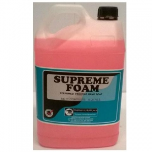Supreme Foam (Pink) 5 Ltr - Click for more info