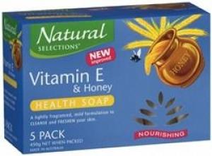 Nat Selections Unwrap Vitamin E