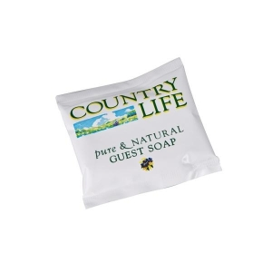 Pental Country Life Wrapped Soap 15G 500 Cakes