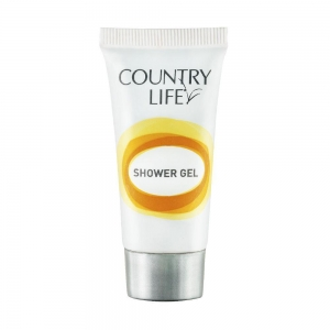 Country Life Shower Gel 20ml Tubes Ctn/240