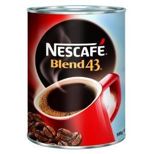 Nescafe Blend43, 500Gm X 6 - Click for more info