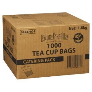 Bushells Tea Cup Bags X 1000 - Click for more info
