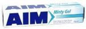 Aim Minty Gel Toothpaste 90Gms  48/Ctn