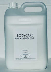 Bodycare Hair & Body Wash 5Ltr - Click for more info
