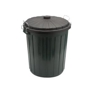 73 Litre Garbage Bin & Lid - Click for more info