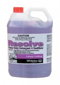 Resolve Heavy Duty Detergent 5 Litre - Click for more info