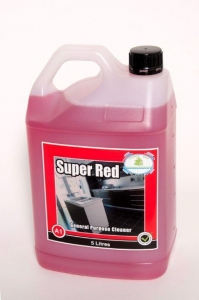 Tasman Super Red Kitchen Cleaner & Degreaser 5Ltr