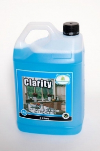 Tasman Clarity Glass & Hard Surface Cleaner 5Ltr