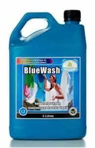 Bluewash Liquid - Laundry Liquid 5 Litre