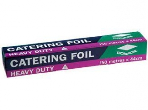 Alluminium H/Duty Foil 44Cm X 150M - Click for more info