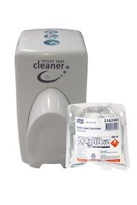 Tork Safe Seat Sanitiser Dispenser