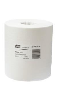Tork Basic Centrefeed Towel 1 Ply M2 280M 4 Rolls - Click for more info