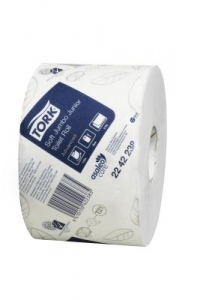 Tork Advanced Jumbo Junior Toilet Roll 2 Ply 115M 18 Rolls