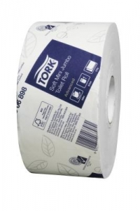 Tork Advanced Mini Jumbo Toilet Paper T2 200m 12 rolls - Click for more info