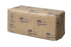 Tork Xpressnap Napkin Café White N10 500 Sheet 12 Packs - Click for more info
