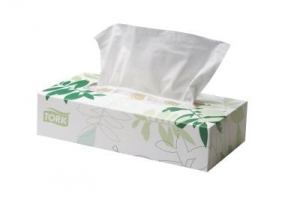 Tork Premium Facial Tissue 100 Sheets 48 Boxes - Click for more info