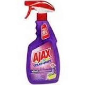 Ajax Spray & Wipe Lavender & Citrus Refill 750Ml 8 Refills - Click for more info
