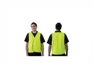 Yellow Safety Vest Xxxl - Click for more info