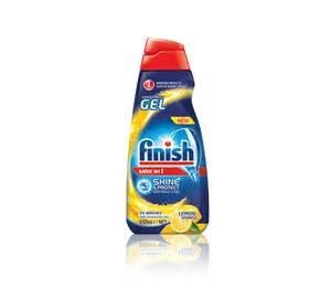 Finish Adv Concentrate Gel 6 X 650Ml