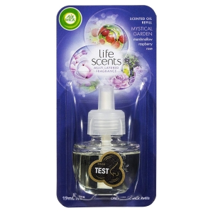 Airwick Elec Diffuser Refill Mystical Garden 19ml  ctn5 - Click for more info