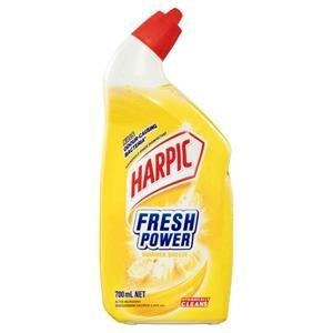 Harpic Fresh Power Toilet Cleaner Liquid Summer Breeze 8 X 7 - Click for more info