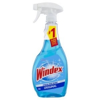Windex Glass Cleaner Triger 500ml x6
